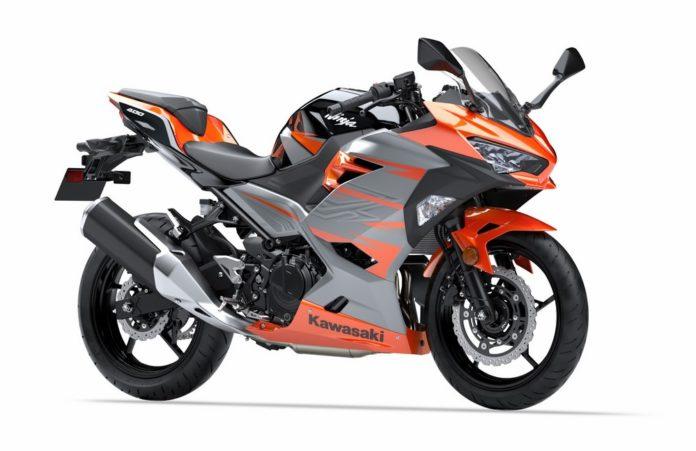 Colour Options Kawasaki Ninja 400 Forum