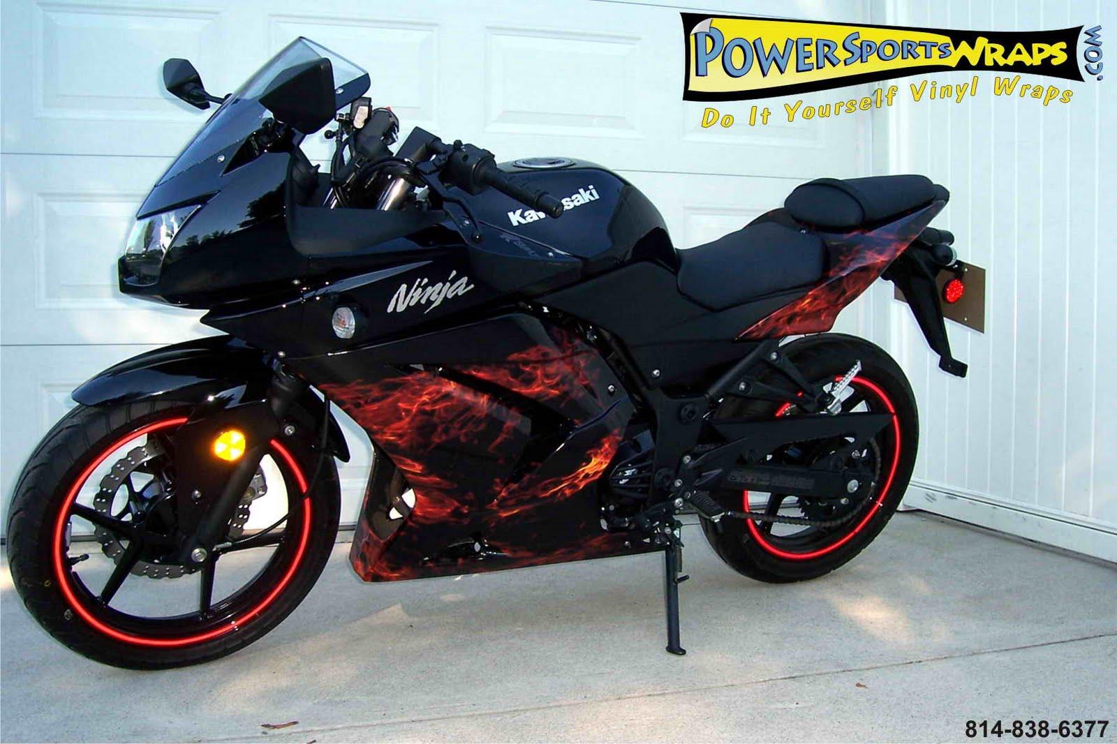 Colors On Your Bike Kawasaki Ninja 400 Forum