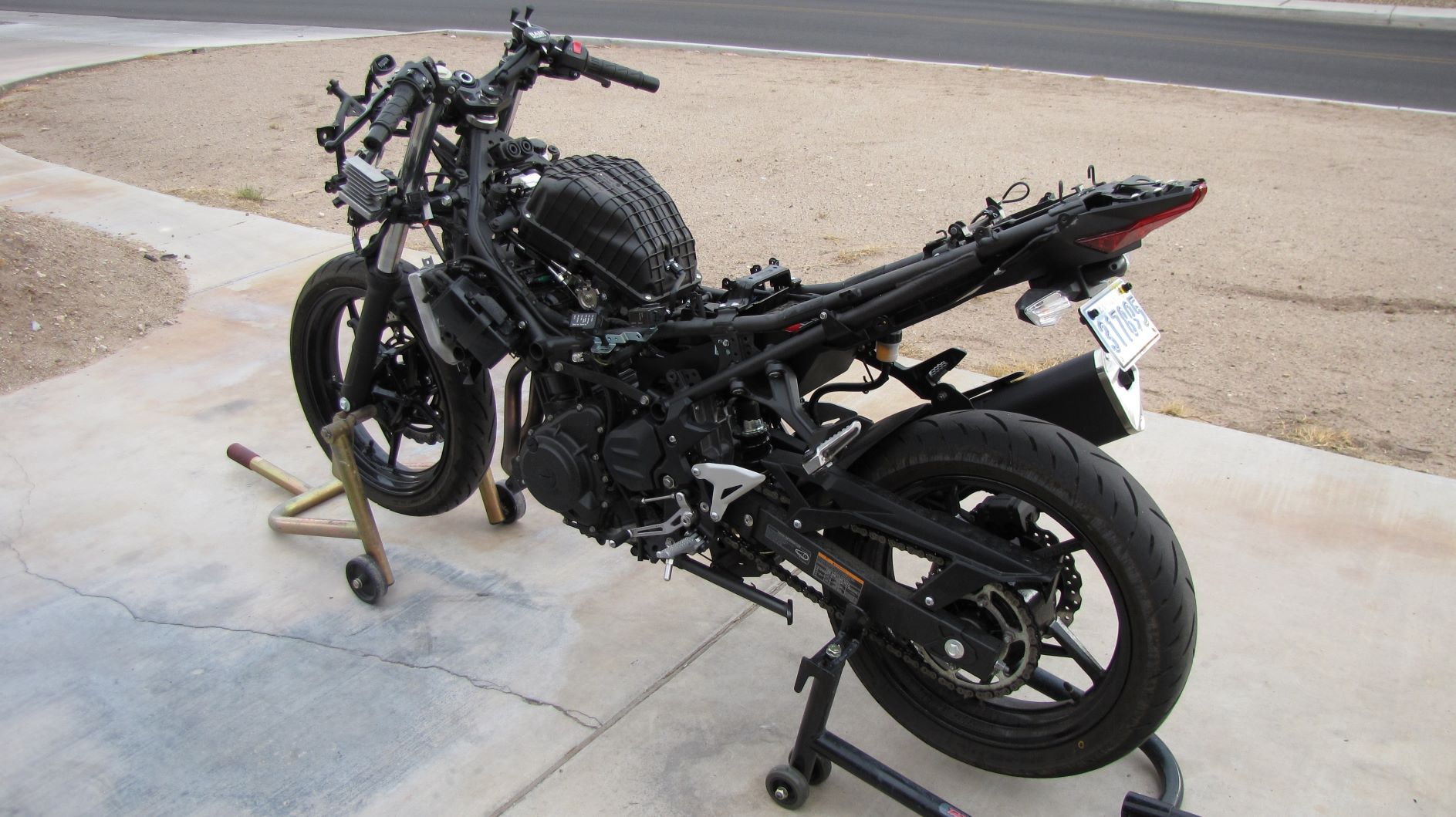 New Bike Won't Start - Kawasaki Ninja 400 Forum