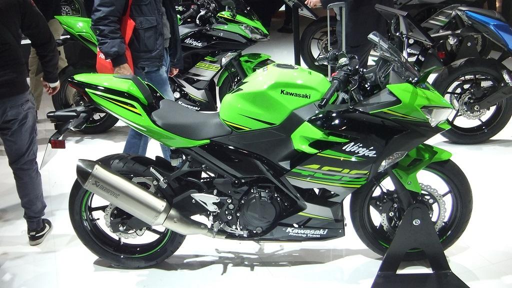 Akrapovic Exhaust Kawasaki Ninja 400 Forum